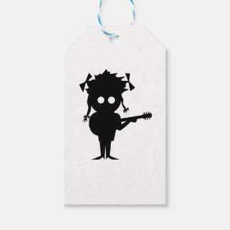 Solo Singer Pack Of Gift Tags
