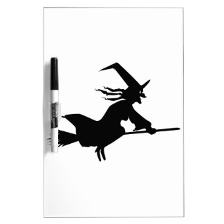 Solo Witch Dry Erase Board