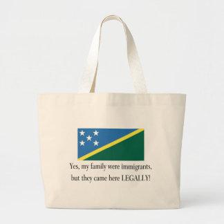 Soloman Islands Canvas Bag