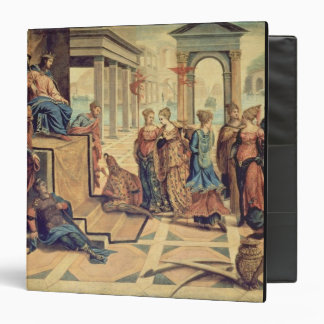 Solomon and the Queen of Sheba Binders