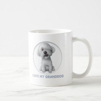 Solomon - I Love My Granddog Coffee Mug