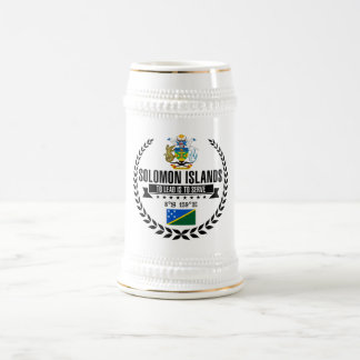 Solomon Islands Beer Stein