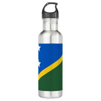 Solomon Islands Flag 710 Ml Water Bottle