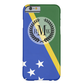 Solomon Islands flag Barely There iPhone 6 Case