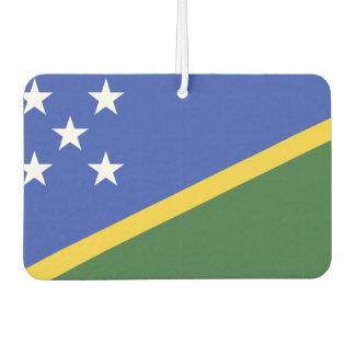 Solomon Islands flag Car Air Freshener