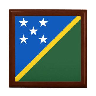 Solomon Islands Flag Gift Boxes