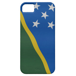 Solomon Islands flag iPhone 5 Cover