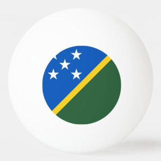 Solomon Islands Flag Ping Pong Ball