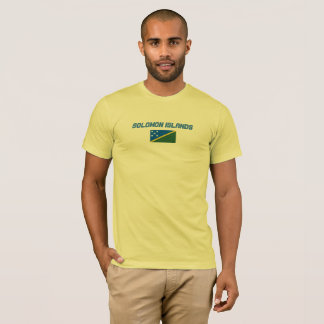 Solomon Islands Flag Shirt
