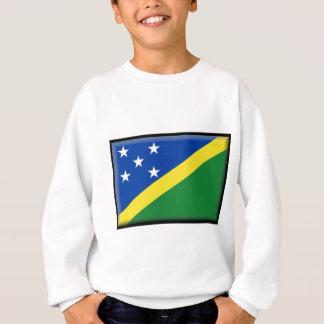 Solomon Islands Flag Sweatshirt