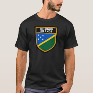 Solomon Islands Flag T-Shirt