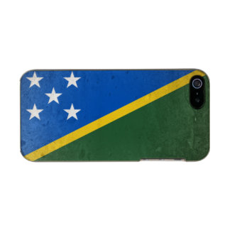 Solomon Islands Incipio Feather® Shine iPhone 5 Case