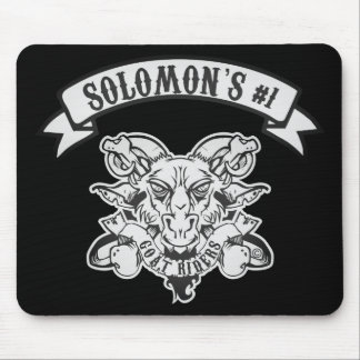Solomon's #1 GoatRiders Mousepad