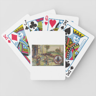 solomontemplemason bicycle playing cards