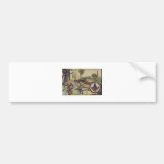 solomontemplemason bumper sticker