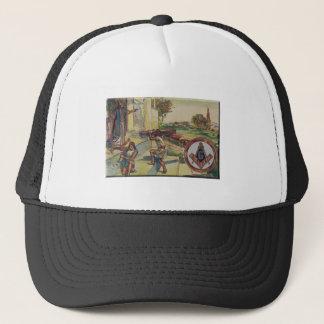 solomontemplemason trucker hat