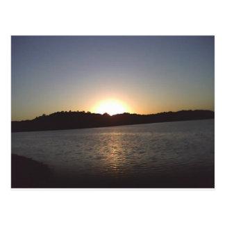 solstice postcard