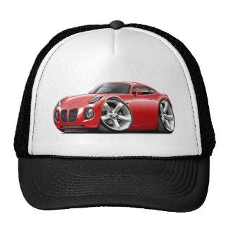 Solstice Red Car Trucker Hat