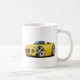 Solstice Yellow Convertible Coffee Mug