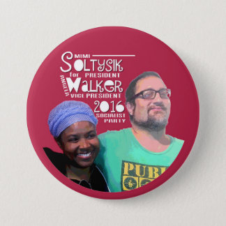Soltysik/Walker in 2016 3 Inch Round Button