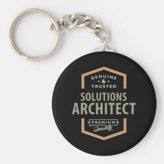 Solutions Architect Keychain