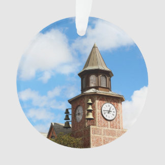 Solvang Bell Tower Ornament