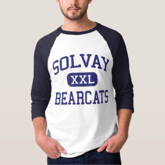 Solvay Bearcats Middle Syracuse New York T-Shirt