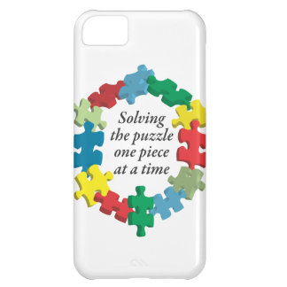 Solving the Puzzle...iPhone 5 White Barely There Case For iPhone 5C