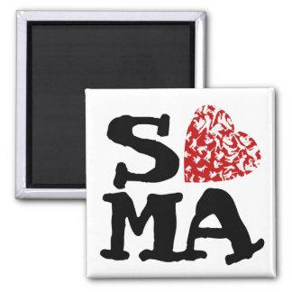 Soma Love Magnet | Feldenkrais Heart Figures