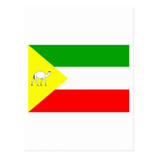Somali Flag Postcard