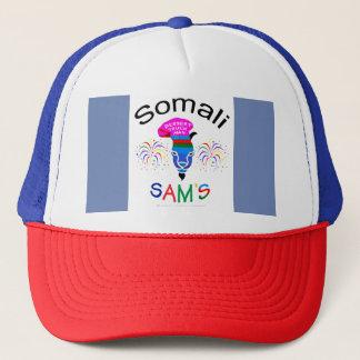 Somali Sam, Dessert Man, Trucker-Dessert Hat
