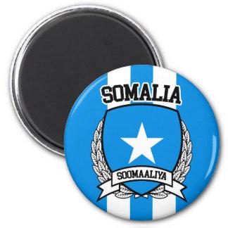 Somalia 2 Inch Round Magnet