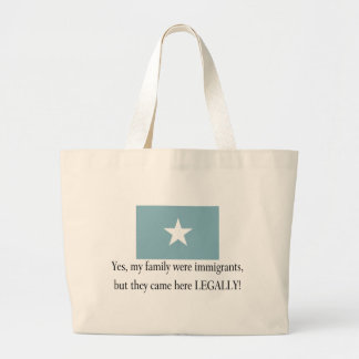 Somalia Canvas Bag