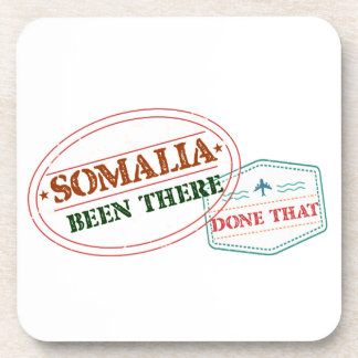 Somalia Been There Done That Coaster
