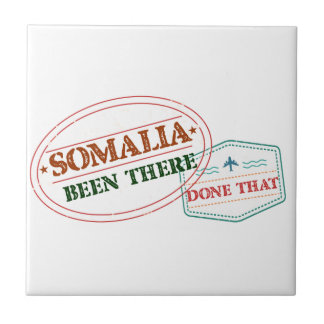 Somalia Been There Done That Tile