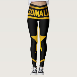Somalia  Emblem Leggings