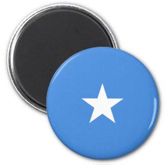 Somalia Flag 2 Inch Round Magnet