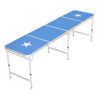 Somalia Flag Beer Pong Table