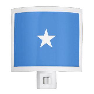 Somalia Flag Night Lite