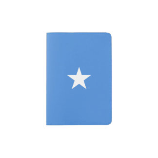 Somalia Flag Passport Holder