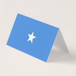 Somalia Flag Place Card