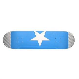 Somalia Flag Skate Board