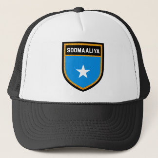 Somalia Flag Trucker Hat