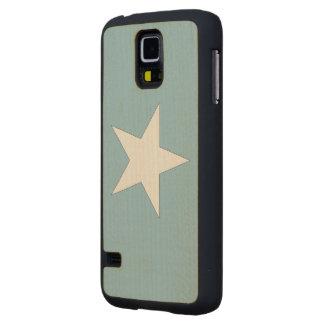 Somalia Flag Maple Galaxy S5 Slim Case