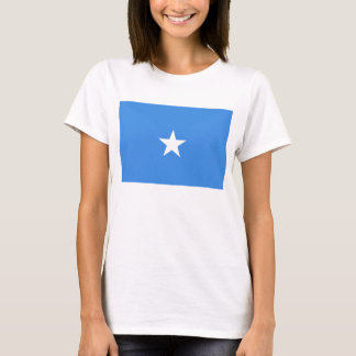 Somalia Flag x Map T-Shirt