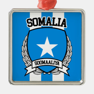 Somalia Metal Ornament