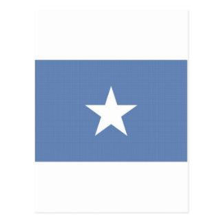 Somalia National Flag Postcard