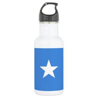 Somalia National World Flag 532 Ml Water Bottle