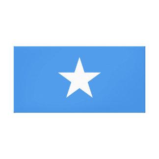 Somalia National World Flag Canvas Print