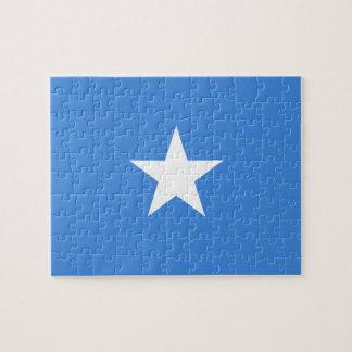 Somalia National World Flag Jigsaw Puzzle